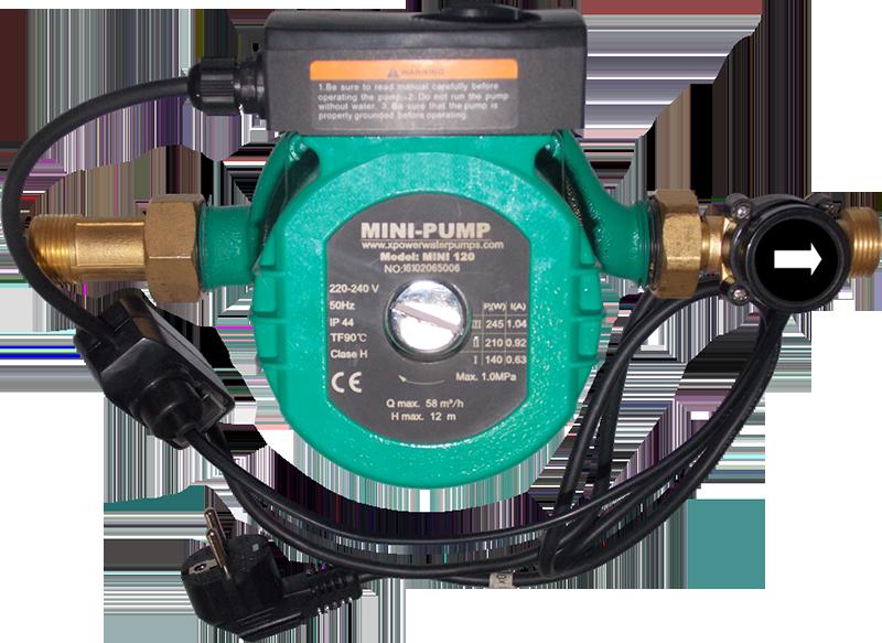 Approfondimento tecnico commerciale minipump - Giusta pressione dell acqua in casa ...